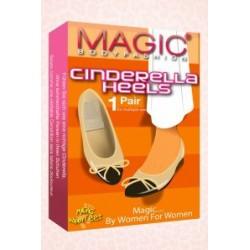 Cinderella Heels clear