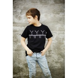 Isaksen Design Rajh Top Boys Black