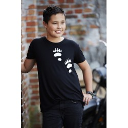 Isaksen Design Boys Ronald T-shirt Black
