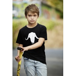 Isaksen Design Boys Rune T-shirt Black