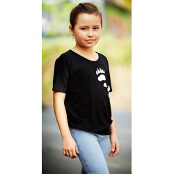 Isaksen Design Girls Tia Top Black