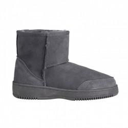 New Zealand Boots Ultra Short Grey