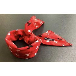 Isaksen Design Small Nuna Scarf Red