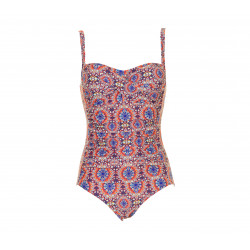 Missya Goa Swimsuit Indian Print