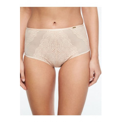 Chantelle High Waist Panty C14680 Pyramide Golden