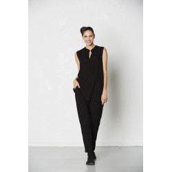 Isaksen Design Carol Shirt Black