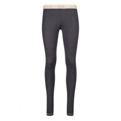 Skiny Leggings Active Wool Women Anthracite Melange