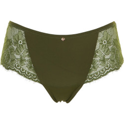 Missya Soffy Lux String Riffle Green