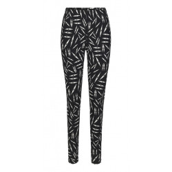 Isaksen Design Qajaq Leggings Black