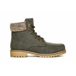 Duffy Boots 98-55499 Khaki