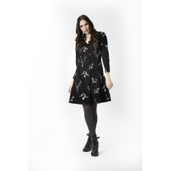 Isaksen Design Merika Dress Black