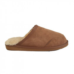 New Zealand Men´s Open Slipper Cognac