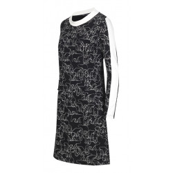 Isaksen Design Susse Dress Black