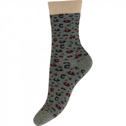 HYPEtheDETAIL Sock 21460-9000 Leopard