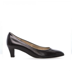 Gabor Pumps 0518037 45mm Hæl Sort