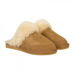 New Zealand Classic Slipper Cognac