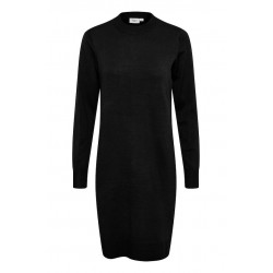 Saint Tropez Mila J2046 Rollneck Dress Black