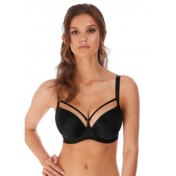 Freya Awakening UW Moulded Plunge Bra Black