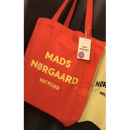 Mads Nørgaard Recycled Boutique Athene Red/Yellow