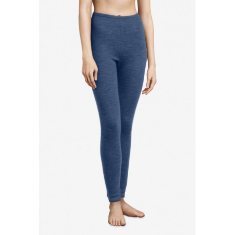 Femilet Juliana 100% Merino Wool Leggins FN1590-0DH Blue