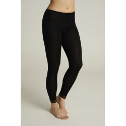 Femilet Juliana 100% Merino Wool Leggins FN1590-011 Black