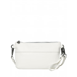 Rosemunde Clutch B0144-6083 White/Black Oxid