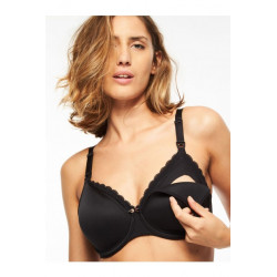 Chantelle Nursing Spacer Bra Maternitè Black