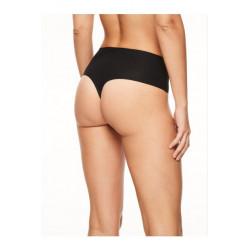 Chantelle SoftStretch String  High Waist C10690-011 Black