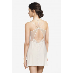 Chantelle Night Dress Solace Ivory