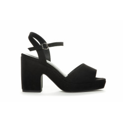 Duffy 97-19053 Sandal Black