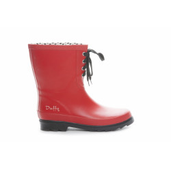 Duffy Rubberboots 90-11004 Red