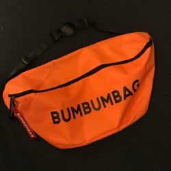 Paris Stor Bumbag Orange
