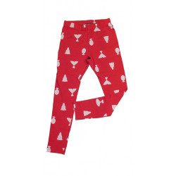 Isaksen Design Nuna Leggings Red