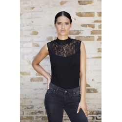 Isaksen Design Ida Lace Body Black