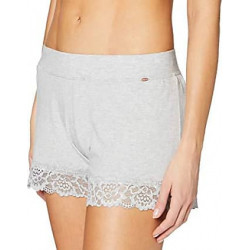 SKINY Sleep & Dream Shorts Stone Grey Melange