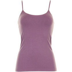 Missya Lucia Top Solid Dusky Orchid