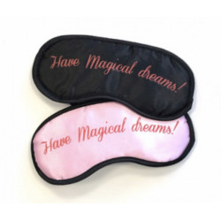 Magic Body Fashion Eyemask Pink