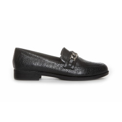 Duffy Shoes 97-00802 Black