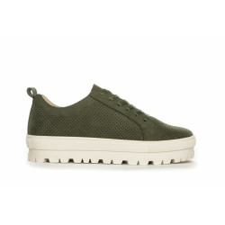 Duffy Sneakers 88-08323 Khaki