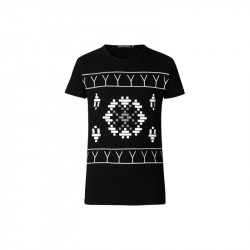 Isaksen Design Boys T-shirt Rikko Black/White