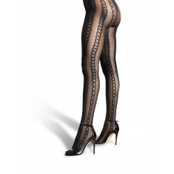 Decoy Tights 16928-1100 w. Chains 40den Black
