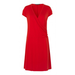 Isaksen Design Marlo Dress Red