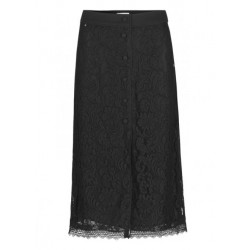 Rosemunde Skirt 1457-010 Black Lace