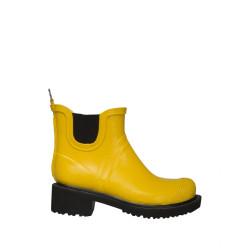 Ilse Jacobsen Short Rub47 High Heel Yellow