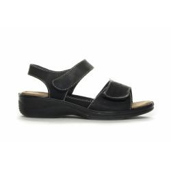 Duffy Sandal 71-13006 Black