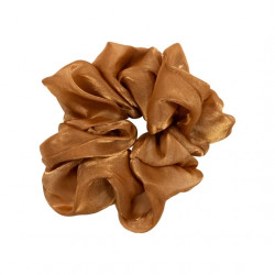 Pico Dreamy Scrunchie Dark Gold