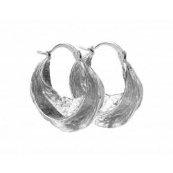 Pico Africa Earrings Silver