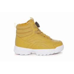 Duffy Boots Yellow Kids 84-91567 Yellow