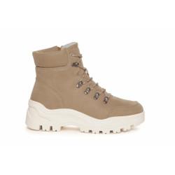Duffy Short  Boots 79-21001 Beige