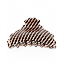 Pico Elly Stripe Claw Powder/Black